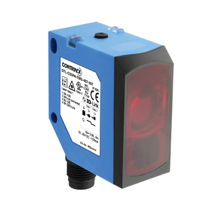 Contrinex product finder DTL-C55PA-TMS-407-507