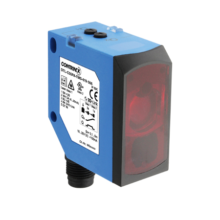 Contrinex product finder DTL-C55PA-TMS-619-506