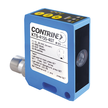 Contrinex product finder KTS-4155-407