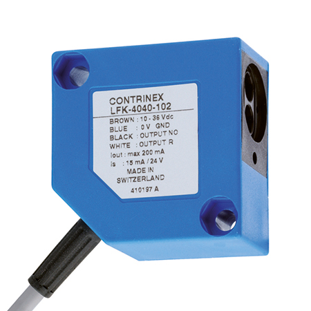 Contrinex product finder LFK-4040-103
